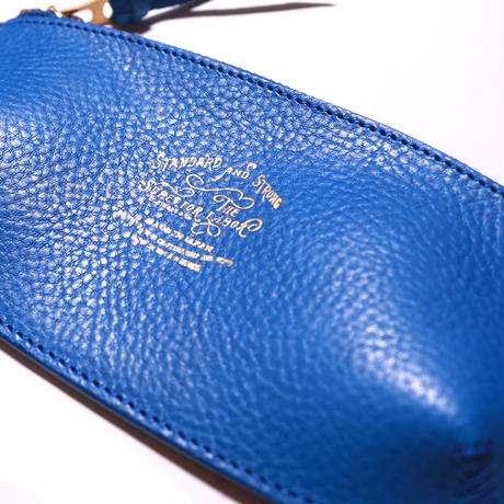 【THE SUPERIOR LABOR 】leather pen case Italian leather