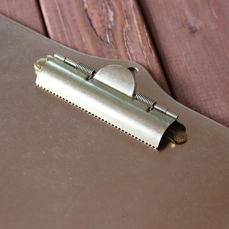 【THE SUPERIOR LABOR 】brass clip board