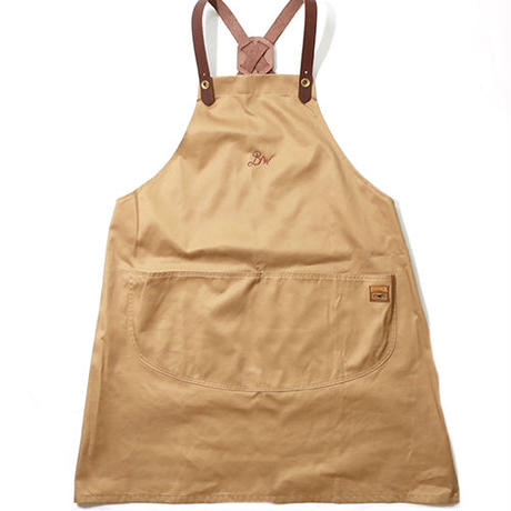 【THE SUPERIOR LABOR 】bib apron