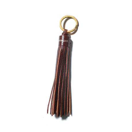 【THE SUPREIOR LABOR】leather tassel