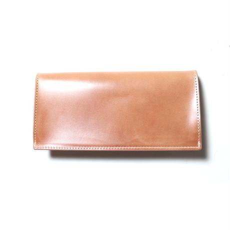 【THE SUPERIOR LABOR】cordovan long wallet