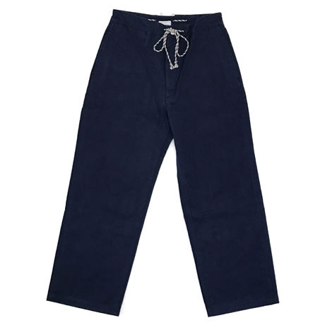 【HACHIGAHANA】lace up pants(レースアップパンツ)