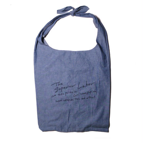 【THE SUPERIOR LABOR】tie shoulder bag M