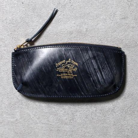 【THE SUPREIOR LABOR】bridle leather pen case