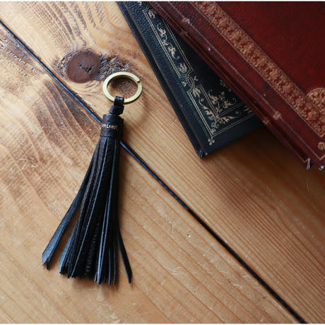 【THE SUPERIOR LABOR 】leather tassel