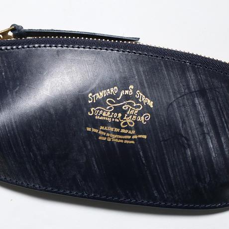 【THE SUPERIOR LABOR 】bridle leather pen case large