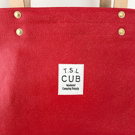 【T.S.L CUB】paint tote S(ペイントトート S)