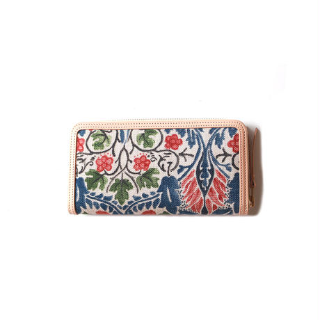 【THE SUPERIOR LABOR 】William Morris long wallet