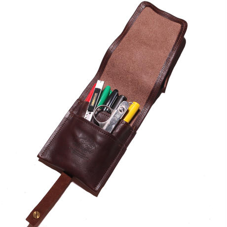【THE SUPERIOR LABOR】leather tool holder