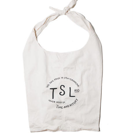 【THE SUPERIOR LABOR 】tie shoulder bag M