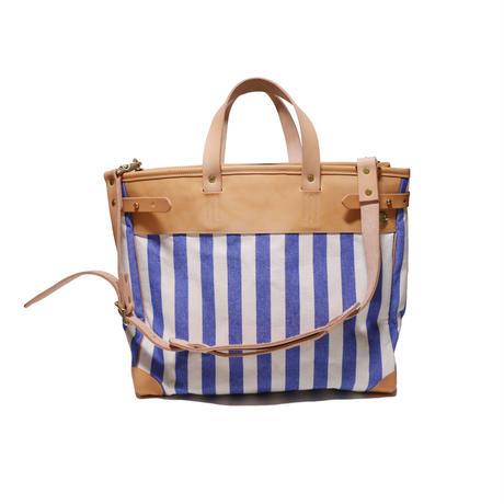 【THE SUPREIOR LABOR】stripe travel bag