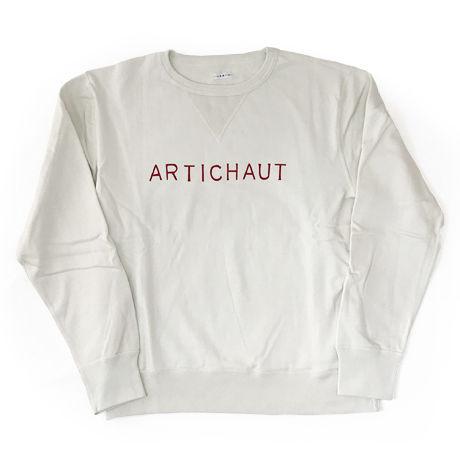 【HACHIGAHANA】sweat shirts -ARTICHAUT- (スエットシャツ アーティチョーク )