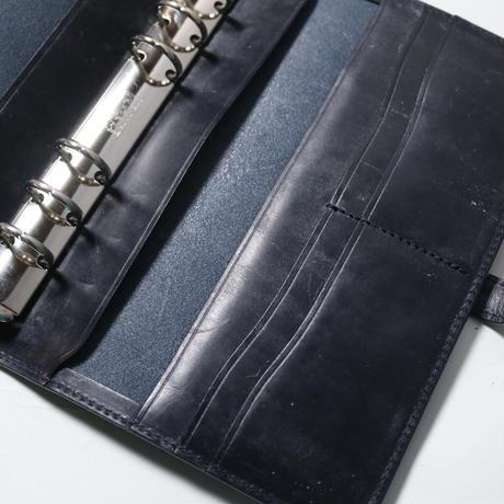 【THE SUPERIOR LABOR】bridle leather personal organizer