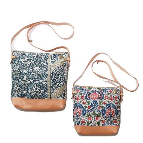 【THE SUPERIOR LABOR 】William Morris shoulder bag deep S