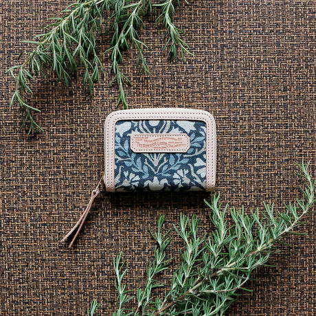 【THE SUPERIOR LABOR 】William Morris small wallet