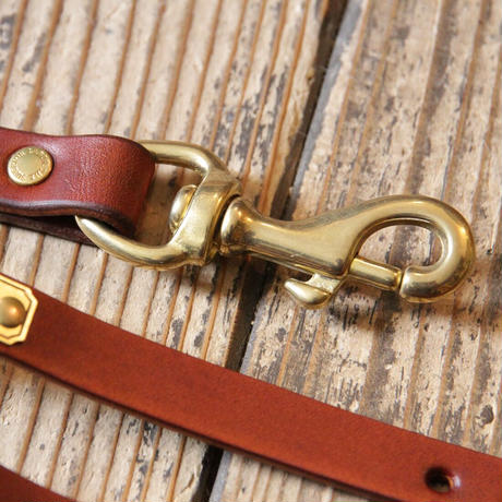【THE SUPERIOR LABOR】TSL dog leash (セミオーダー商品)