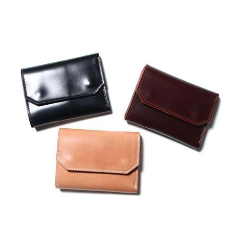 【THE SUPREIOR LABOR】cordovan small wallet