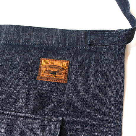 【THE SUPERIOR LABOR 】BBW atelier apron