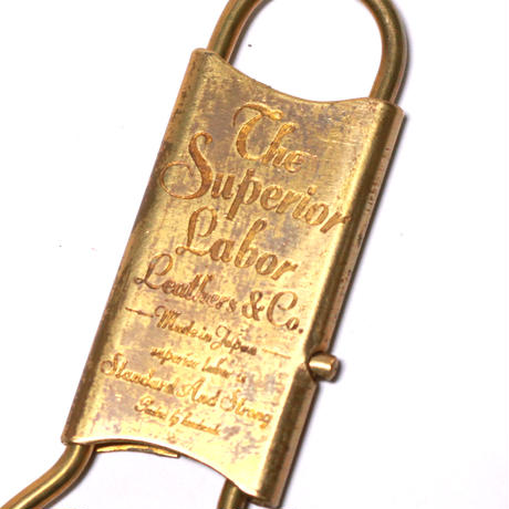 【THE SUPERIOR LABOR 】superior key holder(シュペリオール キーホルダー)