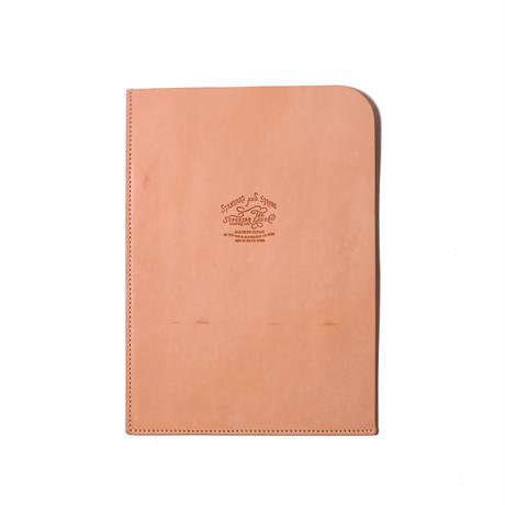 【THE SUPERIOR LABOR】A5 leather file