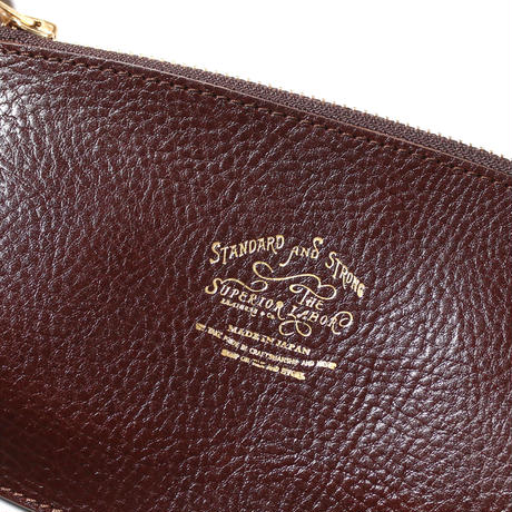 【THE SUPREIOR LABOR】leather pen case large