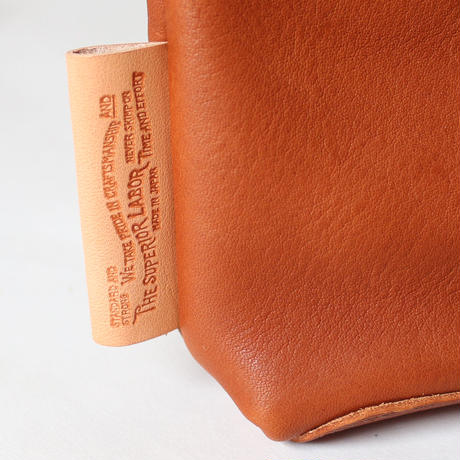 【THE SUPERIOR LABOR】leather pouch S