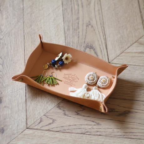 【THE SUPERIOR LABOR】leather tray