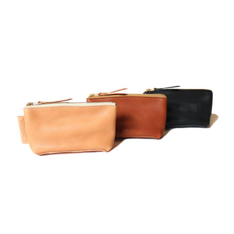 【THE SUPERIOR LABOR】leather pouch L