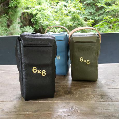 【THE SUPERIOR LABOR】6×6 camera bag (ROLLEIFLEX)