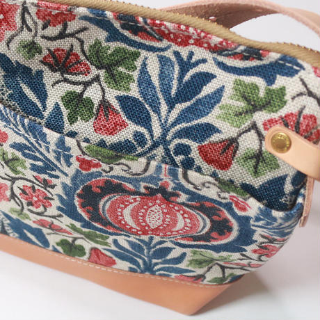【THE SUPERIOR LABOR 】William Morris shoulder bag S