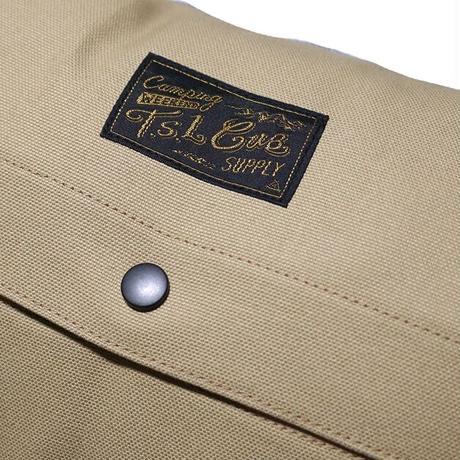"【T.S.L CUB】cushion ""CAMP"""