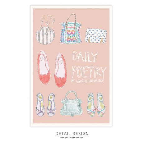 ポストカード / DAILY POETRY