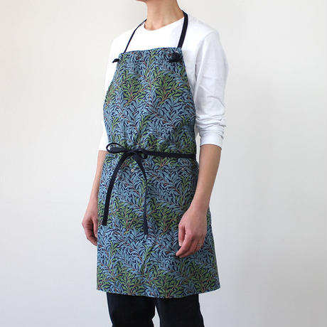 HUNTER FULL APRON_NAVY