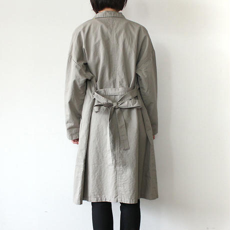【直営店限定】WIDE WORK COAT_BEIGE