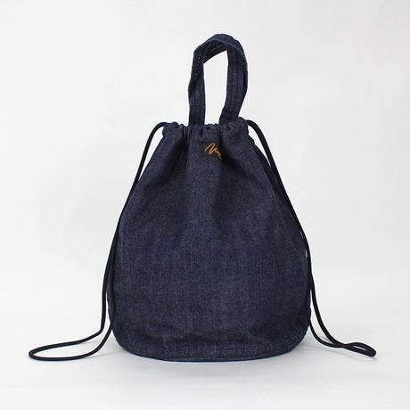 【限定】PATIENTS BAG  DENIM_INDIGO