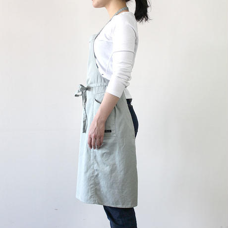 【直営店限定】EURO HOUSE APRON_GRAY