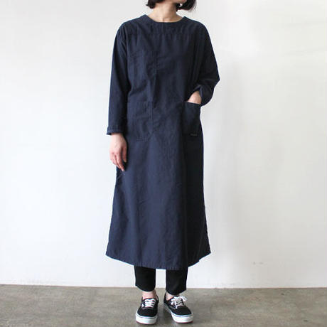 GERMAN MEDICAL SMOCK_NAVY