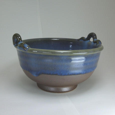 双耳丸鉢(大)
