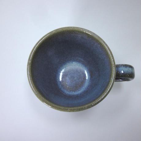 カフェオレマグ(古淡青)