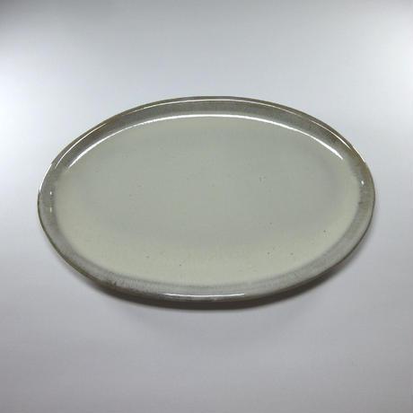 小判皿(中・白)