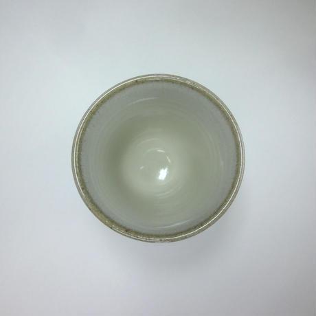 朝顔湯呑(小・白)