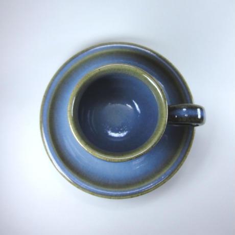丸コーヒー碗皿