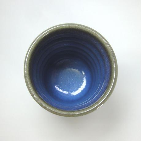 ロクロ目湯呑(大)