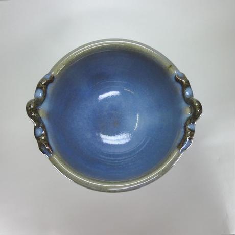 双耳丸鉢(小)