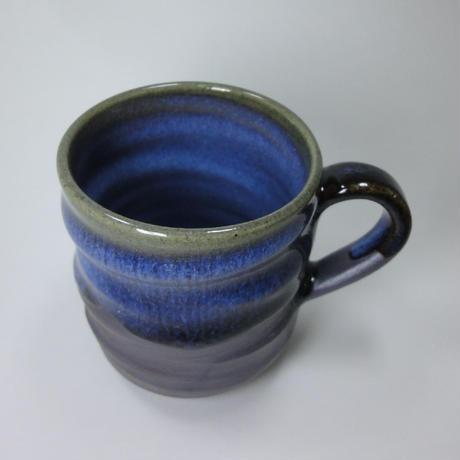 ロクロ目マグカップ