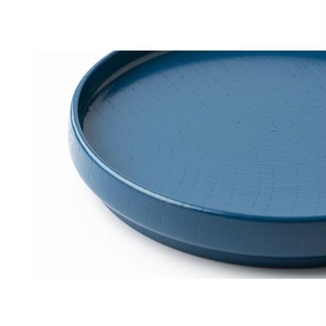 Urushi no Irodori PLATE/blue