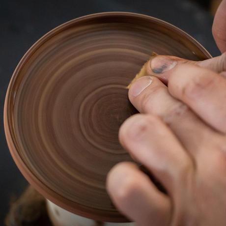 Urushi no Irodori PLATE/purple