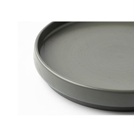Urushi no Irodori PLATE/grey