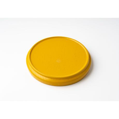 Urushi no Irodori PLATE/yellow
