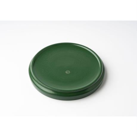 Urushi no Irodori PLATE/green